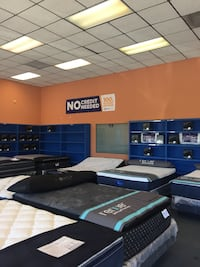 Columbus Day sale going on now. New king size mattress sets Concord, 28025