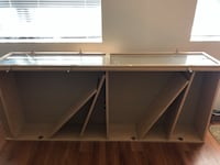 IKEA Billy Bookcase (Birch) with glass doors Los Angeles, 91601