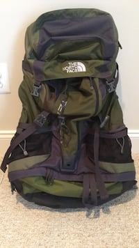 The North Face Terra 60 Sterling, 20166