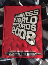 Guinness World Records - glow in the dark Vaughan, L4J 7W6