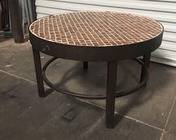 COFFEE TABLE (indoors or outdoors)