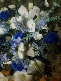 Floor silk flower arrangement  Odenton, 21113