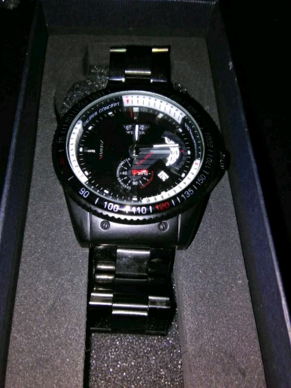 Brand new in box wrist watch