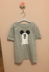 NEW glow in the dark Halloween mickey mouse ghost costume tshitrt Toronto, M9A 1G8