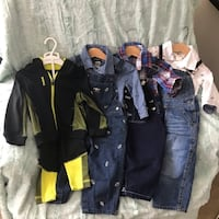 Toddler overall sets. Silver Spring, 20904