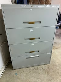 Large Filing Cabinet Newmarket, L3X 1S9