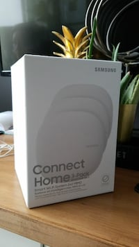 Samsung home connect Smart WiFi system