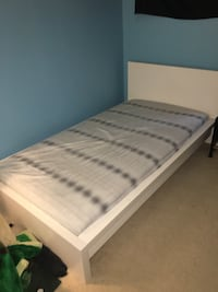 IKEA MALM BED FRAME. (mattress not included)  Woodbridge, 22193