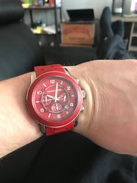 Micheal Kors red watch Wilmington, 19801