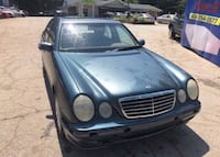 Mercedes - E - 2002 Acworth