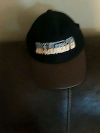 black and gray fitted cap East Liverpool, 43920