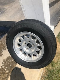 4 Brand New Firestone Tires With Rims (check description for specs) Columbus, 43054