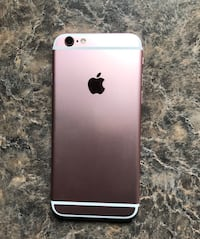rose gold iPhone 6s plus Delson