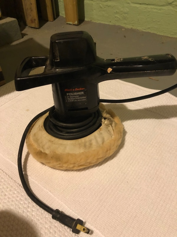 38bbecb32ad89 Used Car polisher for sale in Point Pleasant - letgo