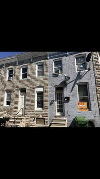HOUSE For sale 3BR 1.5BA Baltimore