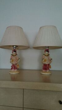 Vintage lamp pair North Bethesda, 20852