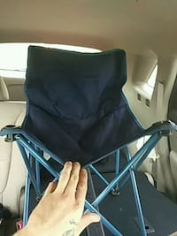 blue and black camping chair Sumter, 29150