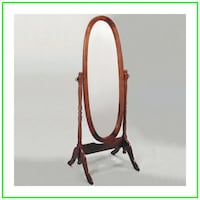 Cheval Mirror Windsor Mill