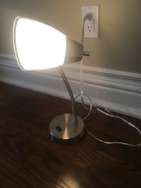 Lamp with USB and charging outlet!