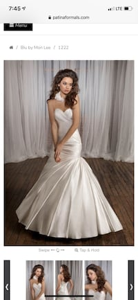 Wedding Dress! New with tags!