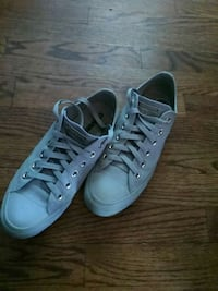 pair of grey Converse All Star low-top sneakers Gainesville