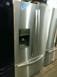 stainless steel french door refrigerator Baltimore, 21223