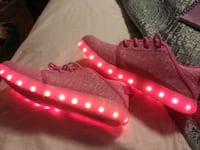 LED rechargeable light up shoes Fort Walton Beach, 32547