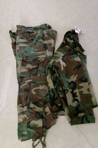 Military new clothing