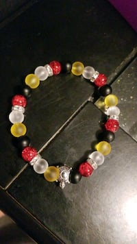 md terps inspired bracelet  Essex, 21221