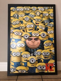 Despicable me poster (GREAT QUALITY) Lodi, 95240