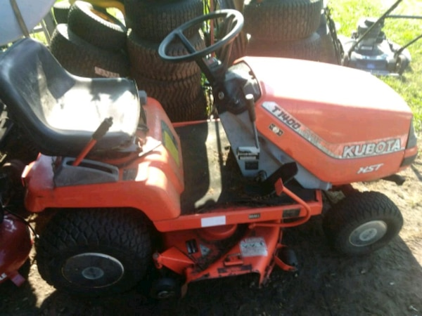 Kubota hst1400 lawn tractor Parts or Whole