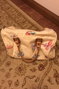 Butterfly purse / cosmetic bag