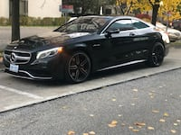 2015 Mercedes-Benz S63 amg coupe carbon viber upgrades awd Toronto