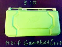 Green and white plastic case Edgewater, 21037