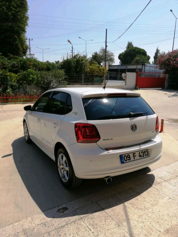 2013 Volkswagen Polo 1.4 85 HP CHROME EDITION 4