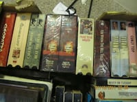 assorted VHS movies Tacoma, 98405