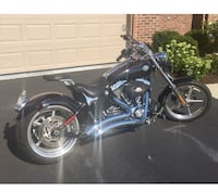 2008 Harley Davidson Softail Rocker Custom Plainfield, 60585