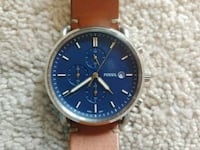 Fossil Commuter Chronograph Rock Hill