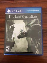 The Last Guardian (PS4) Fort George G Meade, 20755