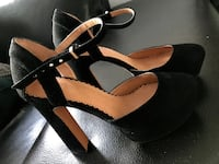 Str 38 sko heels one time used hm  Bergen, 5063