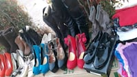 Shoes Ladies $1 Up to $10