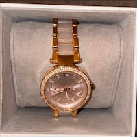 Rose gold Michael Kors watch Columbia, 21044