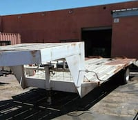 5th wheel flatbed  Idaho Falls, 83401