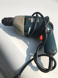 black and gray corded power tool Collingwood, L9Y 3Y5