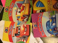 Small Children's Car Books Chantilly, 20151