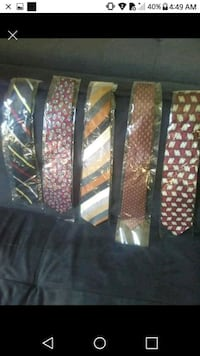 Mens Ties brand new Sioux Falls, 57103