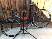 2017 EVO RIVER SPORTS HYBRID 700C wheels Size Medium Frame Excellent Condition