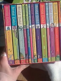 Roald Dahl book collection Anchorage, 99504