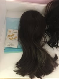 Wig and hair piece collection - high quality  Burnaby, V5C 3T8