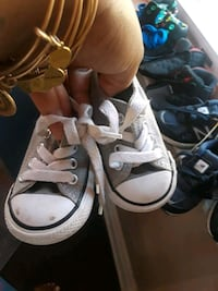 Baby converse size 3c
